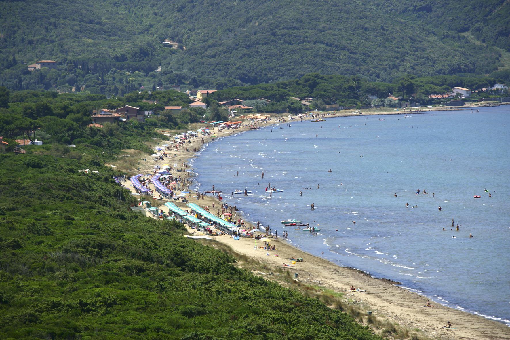 Marzoli villetta litorale giannella orbetello argentario main for Costo dell ascensore della casa sulla spiaggia